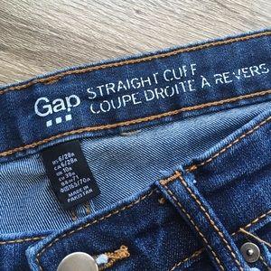 GAP Jeans - ↓ Gap | Straight Cuff Jeans